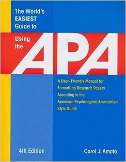 Buy apa research paper