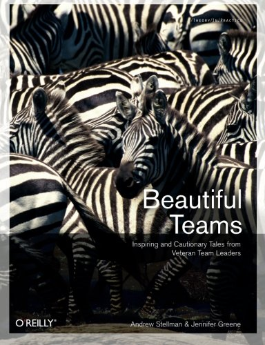 Beautiful Teams: Inspiring and Cautionary Tales from Veteran Team Leaders: Inspiring and Tautionary Tales from Famous Team Leaders