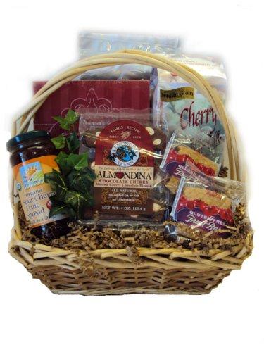 Amoureux de Cerises Anniversary Healthy Gift Basket