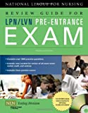 Review Guide for LPN/LVN Pre-Entrance Exam, 3rd Edition