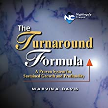 The Turnaround Formula  by Marvin Davis Narrated by Marvin Davis