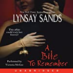 A Bite to Remember: Argeneau Vampires, Book 5 (       UNABRIDGED) by Lynsay Sands Narrated by Victoria McGee