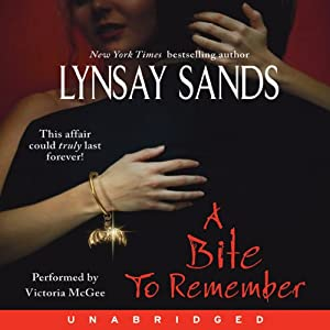 A Bite to Remember: Argeneau Vampires, Book 5 | [Lynsay Sands]