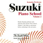Suzuki Piano School, Vol 2: Performed...