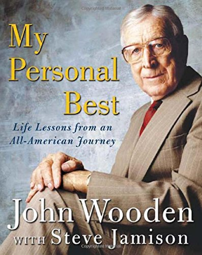 My Personal Best : Life Lessons From An All-American Journey front-1044326