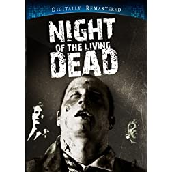 Night of the Living Dead - Digitally Remastered