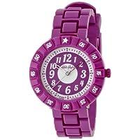 [フリック フラック]FLIK FLAK キッズ腕時計 FULL-SIZE(フルサイズ) PURPLE COLOR SHAKE(パープル・カラー・シェイク) ZFCSP003 ガールズ 【正規輸入品】
