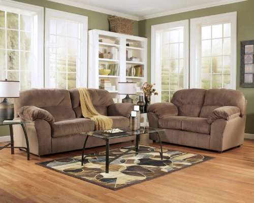 Buy Low Price AtHomeMart Brown Sofa, Loveseat, and Recliner Set (ASLY3330038_3330035_3330025_3PC)