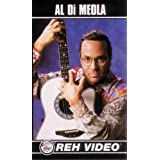 "Al Di Meola: Video with Book(s) [VHS]von ""Al Di Meola"""