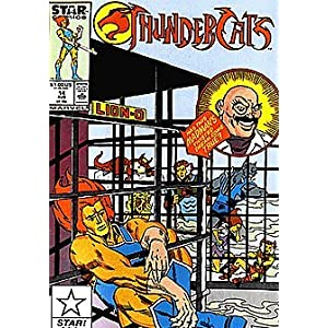 Thundercats Books on Thundercats  1986 Series   14  Marvel  Amazon Com  Books