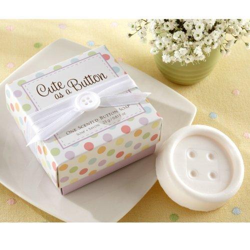Cute as a Button Soap