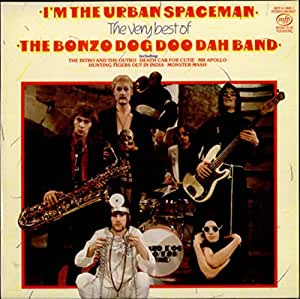 The Very Best Of - I'm The Urban Spaceman