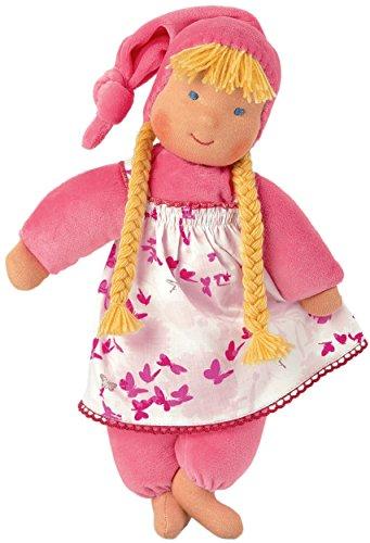 Kathe Kruse - Waldorf Schatzi Plush Toy, Pink