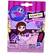 Littlest Pet Shop PARTY STYLIN PETS Mystery Figure Pack