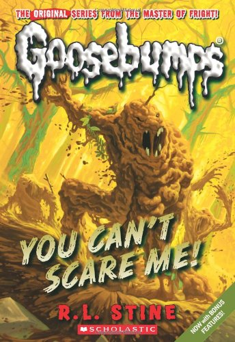 Classic Goosebumps #17: You Can't Scare Me!