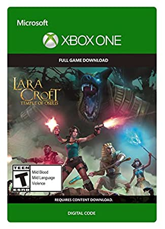 Lara Croft and the Temple of Osiris - Xbox One Digital Code