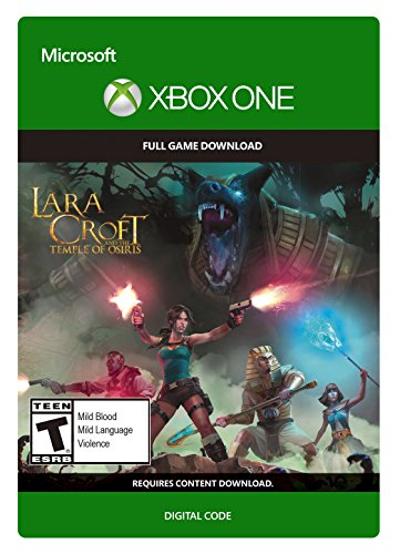 Lara Croft and the Temple of Osiris - Xbox One [Digital Code]
