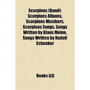 Amazon.com: Scorpions (band): Scorpions (band) albums, Scorpions ...