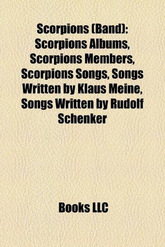 Klaus Meine - Scorpions, Klaus Meine &...