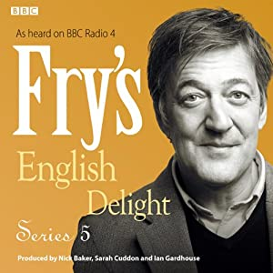 Fry's English Delight: Series 5 Radio/TV Program