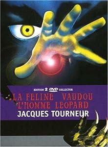 La Féline / Vaudou / L'Homme léopard - Coffret 2 DVD Digipack Collector [Édition Collector]