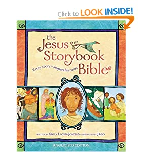 Jesus Storybook Bible Anglicised Edition: Every Story Whispers His Name HB