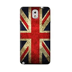 New Note3 Multi Color Pattern Phone Back Cover 15