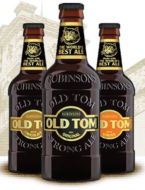 Mixed Tom - 12 x 330ml Bottles - Robinsons Brewery