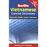 Berlitz Language: Vietnamese Concise Dictionary: Vietnamese-English, English-Vietnamese (Berlitz Concise Dictionary)by Berlitz