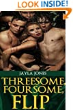 Threesome, Foursome, Flip (Sex and the Black Rock City Vol 5)