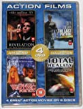 Revelation / Total Reality / Last Patrol / I'm Still Waiting For You - 4 Great Action Movies on 2 Discs [DVD 2003]
