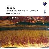 Bach, Js : Solo Violin Sonatas Nos 1 - 3 & Partitas Nos 1 - 3 [Complete] - Apex