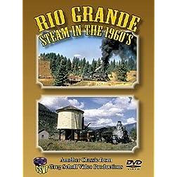 Rio Grande Steam in the 1960s