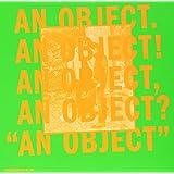 An Object (LP+MP3)