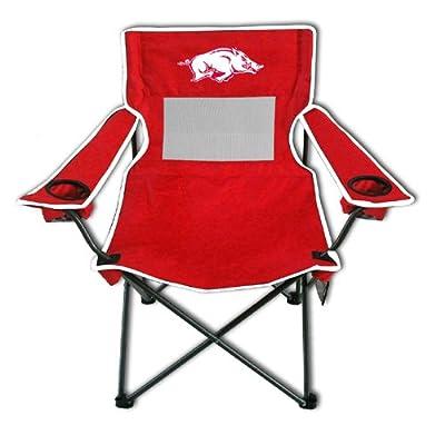 Rivalry Distributing RIV-RV112-1100 Arkansas Razorbacks NCAA Ultimate Adult Monster Mesh Tailgate Chair