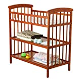 Dream On Me Emily Changing Table, Cognac