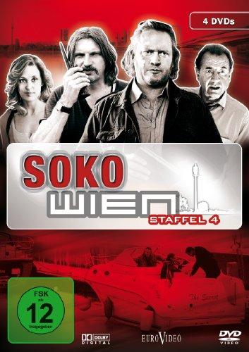 SOKO Wien - Staffel 4 [4 DVDs]