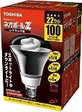 TOSHIBA ネオボールZ レフランプ形 100Wタイプ 電球色 EFR25EL/22