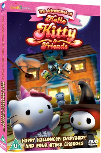 Hello Kitty, The Adventures Of - Happy Halloween Everybody! And Four Other Episodes [DVD]