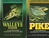 img - for 2 Volumes of An In-Fisherman Handbook of Strategies: 1) Walleye Wsdom 2) Pike book / textbook / text book