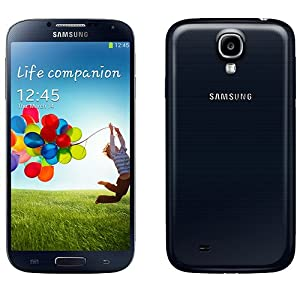 Samsung Galaxy S4 i9500 Factory Unlocked Cellphone, International Version, 16GB, Black