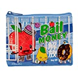 Blue Q Coin Purse Bail Money thumbnail