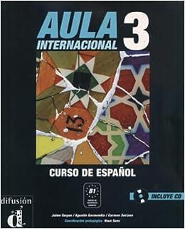 Aula Internacional 3, libro del alumno (Spanish Edition) (Spanish) Pap