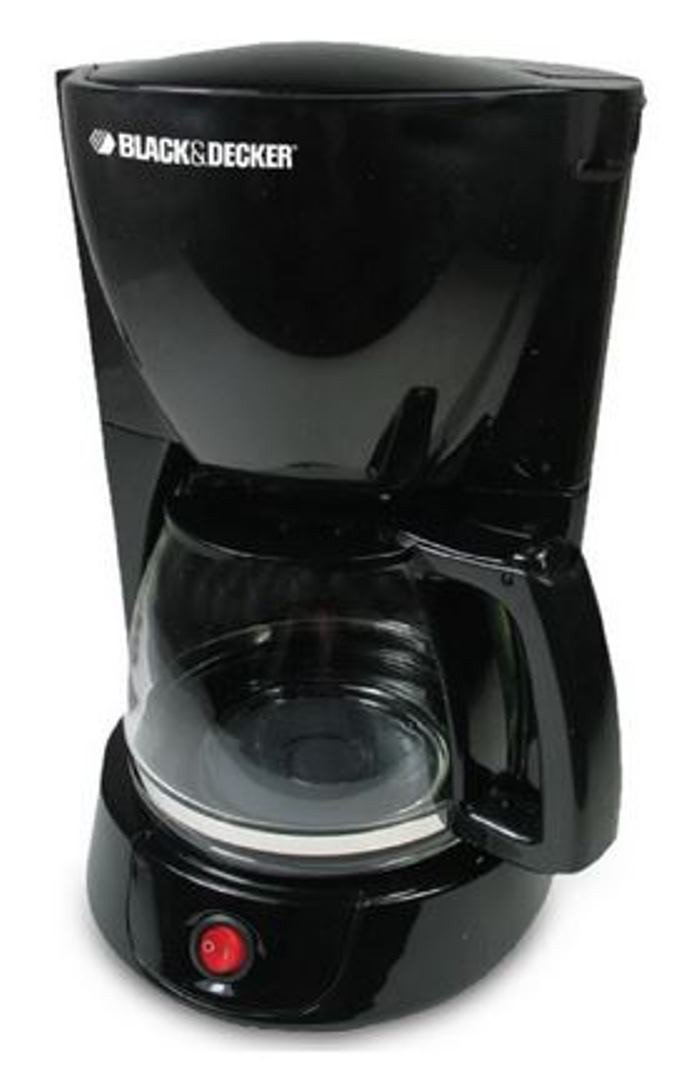 Black And Decker Coffee Maker Permanent Filter : Black and Decker DCM600 Coffee Maker - prices and ratings Permanent Espresso 10 Cup Capacity ...