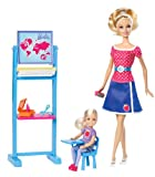 BARBIE I CAN BE TEACHER PLAYSET