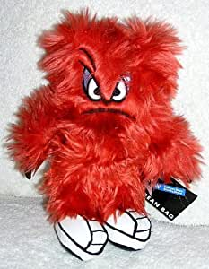 "Warner Brothers 1998 Warner Bros Studio Store 8"" Plush Gossamer Bean Bag Doll"