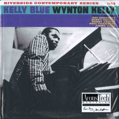 kelly blue LP by WYNTON KELLY TRIO &amp; SEXTET