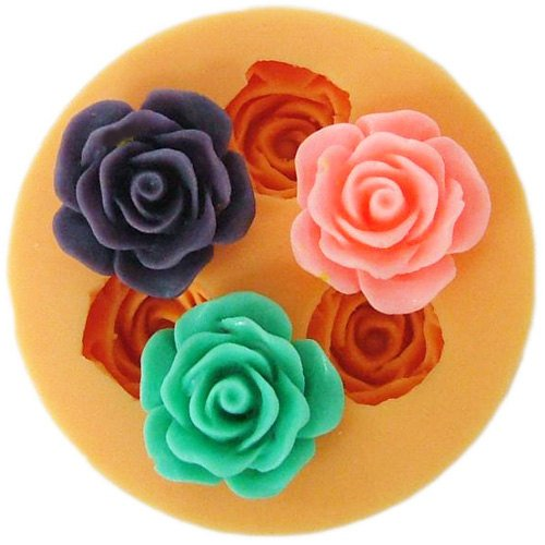 flower Earring Silicone Fondant Decorating