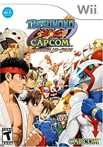 Tatsunoko vs. Capcom: Ultimate All-Stars - Nintendo Wii