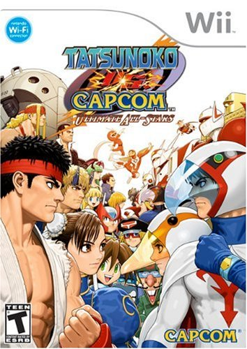Tatsunoko vs. Capcom: Ultimate All-Stars – Nintendo Wii